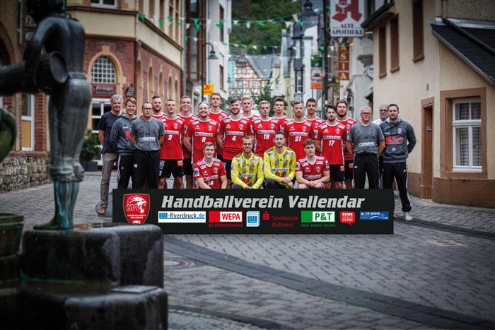 HV Vallendar – Saisonstart steht kurz bevor