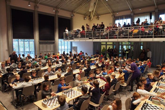 Koblenzer Schulschach-Meisterschaft 2019 – Erfolgreichstes Jugendschach Turnier