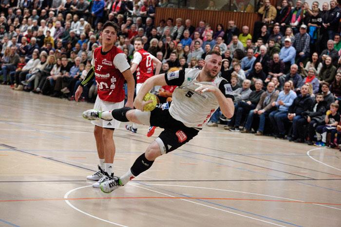 HV Vallendar gewinnt das Rheinland-Derby