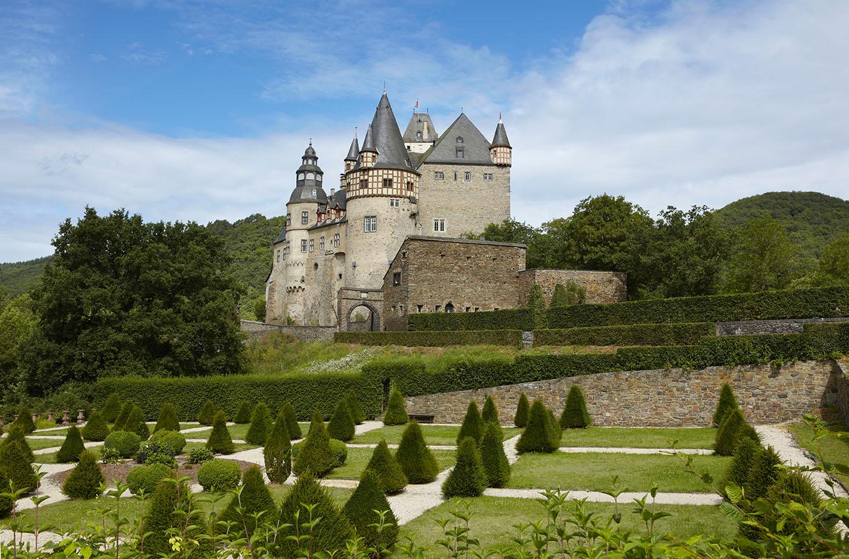 Sonderprogramme zu Schloss Stolzenfels und Schloss Bürresheim