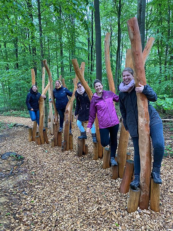 Konzeptionstag der Kita Rambazamba im Lahnsteiner Kinderheilwald