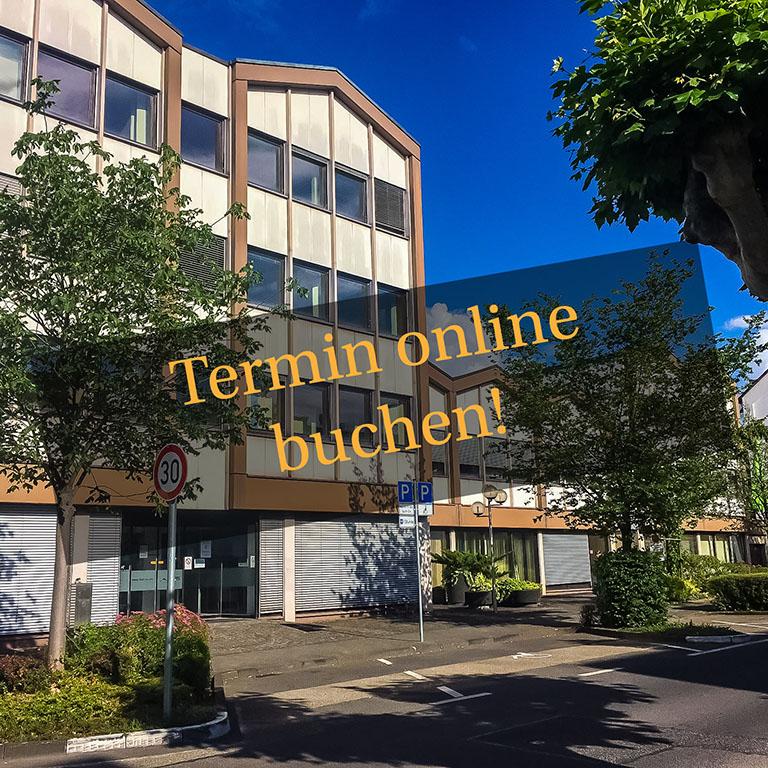 Online-Terminvergabe im Lahnsteiner Service-Center möglich Neuer Service