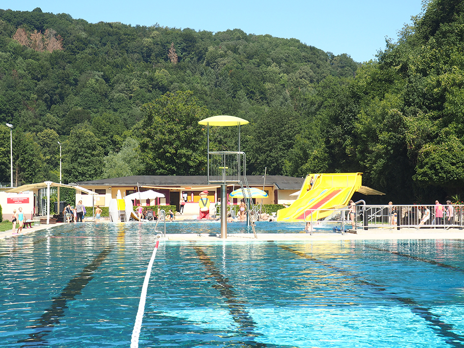 Sayner Freibad öffnet am 3. Juni