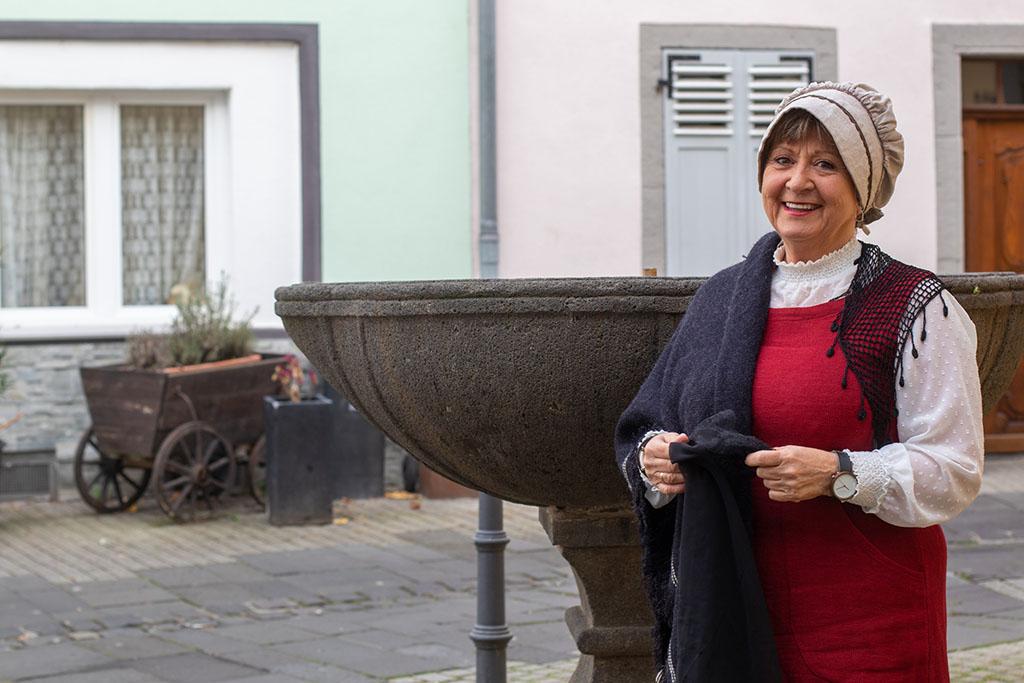 """Klappstuhltheater im Rahmen des Kultursommers 2021 """"Koblenzer Kultur treibt Blüten"""""""
