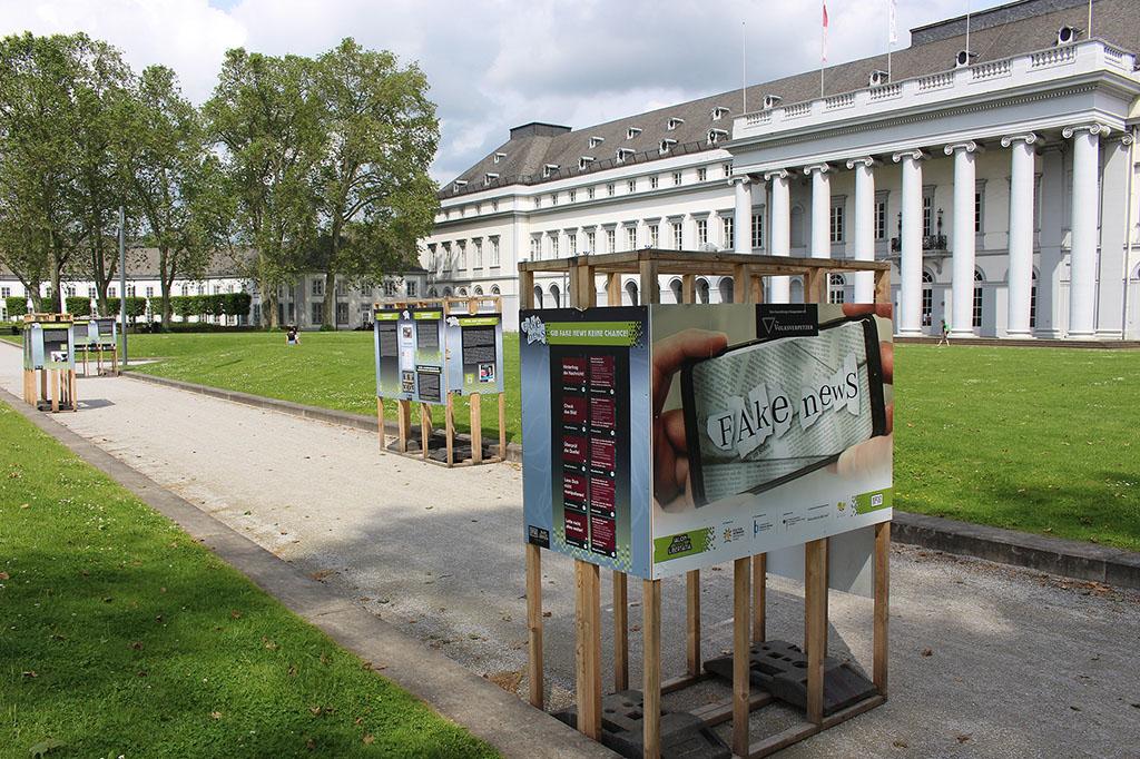 Ausstellung gegen Fake News weiter auf Tour – Prämierte Schau zu Gast in Koblenz