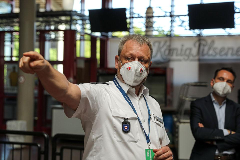 Koblenzer Impfzentrum: Das müssen Bürgerinnen und Bürger ab Montag beachten