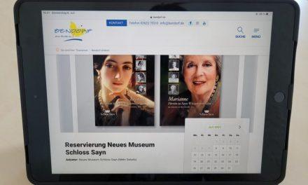 Stadt unterstützt touristische Attraktionen – System für Ticketreservierungen eingerichtet