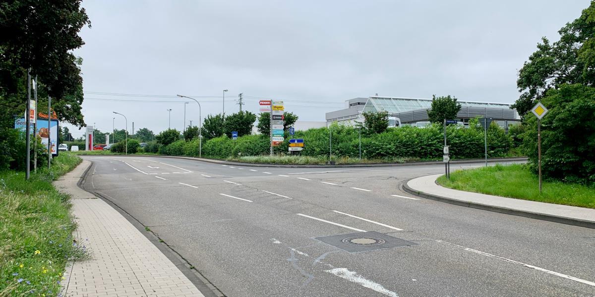 """Straßenbauarbeiten in der """"Andernacher Straße"""" und """"August-Borsig-Straße"""""""