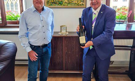 Neuer Lahnstein-Wein