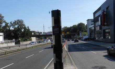 Neue Messanlagen für Überwachung des fließenden Verkehrs