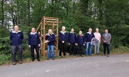 Feierliche Eröffnung des Lahnsteiner Kinderheilwalds