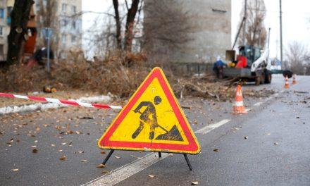Asphaltarbeiten in der Allerheiligenbergstraße sind vorzeitig beendet
