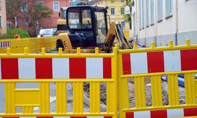 """Straßenbauarbeiten im """"Blindtal"""""""