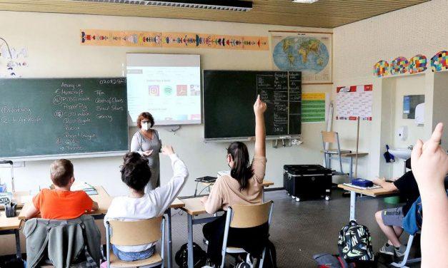 Medientage an der Carmen-Sylva-Schule