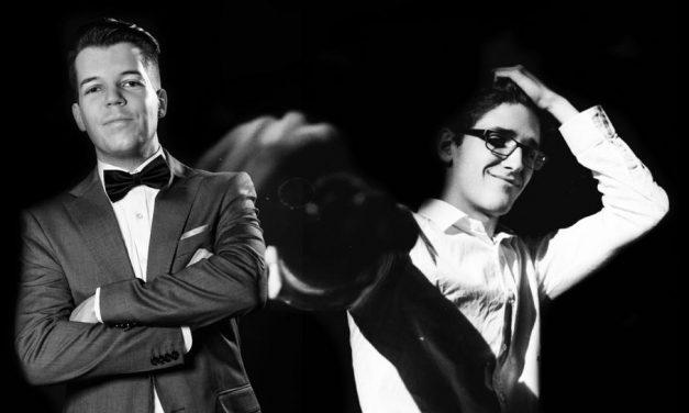 """Die """"Influencer Show""""  kommt in die Live Lounge – Am 8. Oktober mit Wolfgang M. Schmitt und Ole Nymoen"""
