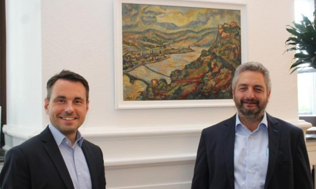 Stadt Koblenz: Kai Mifka leitet Tiefbauamt