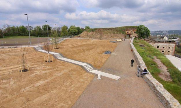 Zwei neue Festungsparks können erkundet werden